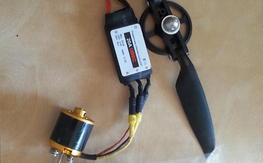HK Kenetic (newer) power package