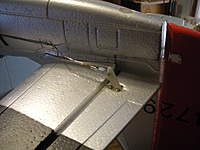 Name: FMS P-51 Mustang_Build_Clevis Mod_3-06-2010-0000.jpg