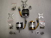 Name: FMS P-51 Mustang_Build_Motors_2-17-2010-0000.jpg