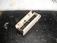 Name: P-47 Thunderbolt_Build_TailWheel-BayDoor-Mod_10-10-2010_0005.jpg