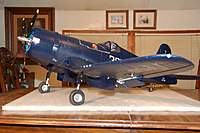 "Name: F4U Corsair_Build_VarioPROP_13"" 4-Blade_12-07-2010_0003.jpg