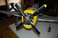 Name: P-47 Thunderbolt_Build_FMS_4-Blade_Prop_1-23-2011_0003.jpg