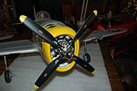 Name: P-47 Thunderbolt_Build_FMS_4-Blade_Prop_1-23-2011_0004.jpg