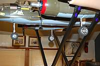 Name: B-25 Mitchell_Build_Robart_Landing-Gear_2-01-2011_0001.jpg
