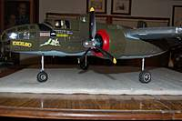 Name: B-25 Mitchell_Photo_1stAssembly_2-01-2011_0009.jpg