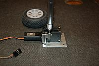 Name: Sandancer_Build_T-28_RCSkylite_NoseGear_6-30-2011_0027.jpg