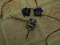 Name: Servos, Towerpro motor.JPG