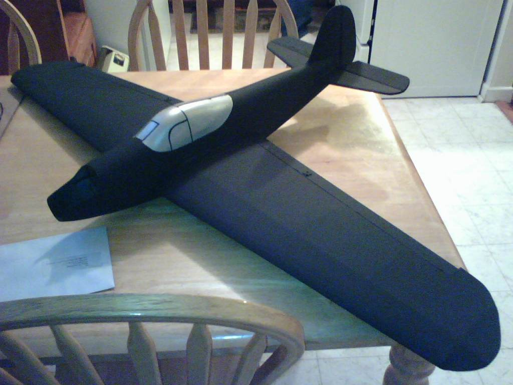 final primer and canopy markings