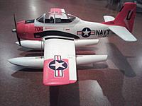 Name: Airfield 800mm T-28 with GWS Floats 03.jpg
