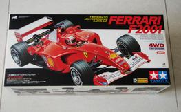 Tamiya F201 Ferrari 4WD. New Built Never Ran. *Pending Payment*