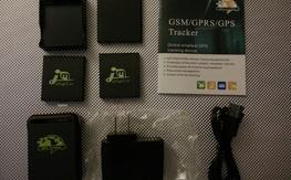 Gsm GPS Tracker. New.