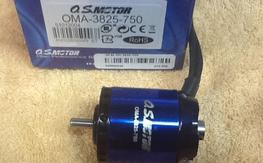 OS Motor OMA 3825 750