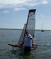 Name: MPX Foiling-- Foil Assist-Flying Main hull Over Powered 010.JPG