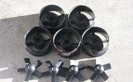 Stock skyangel 50mm EDF units no motor