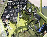 Name P-40 Cockpit jpg Views  P40 Cockpit