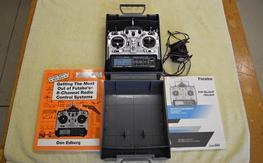 Futaba CH35 FP-8 UAP/8UAF PCM radio with RXs