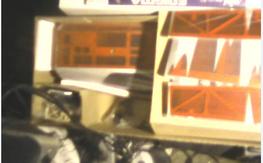 NIB RED Hyperion Enigma Thrust Vectoring 3D ARF