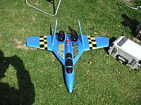 Name: Twin EDF jet.jpg Views: 15 Size: 82.2 KB Description: