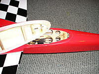 Name: P1010009.JPG Views: 10 Size: 786.2 KB Description: Latch mechanism and catch on fuse.