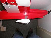 Name: P1010002.JPG Views: 11 Size: 834.5 KB Description: Side view high speed landing gear. This gear is also 32gr (>1oz) lighter than the original.