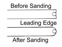 Name: 6, Leading edge before and after sanding.jpg