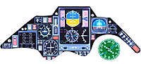 Name: Pre fitted instrument panel, ACTUAL SIZE, for downloading.jpg