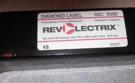 Revolectrix 5000/6S/60C Diamond Label, Like New