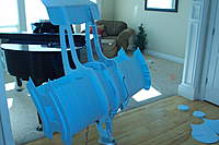 Name: 2010-06-26 TwinBipe 023.jpg Views: 362 Size: 68.4 KB Description: Here you can see the size compared to the Grand Piano