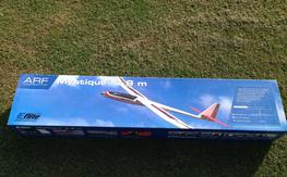 Mystique sail plane by E-Flite  new-in-box