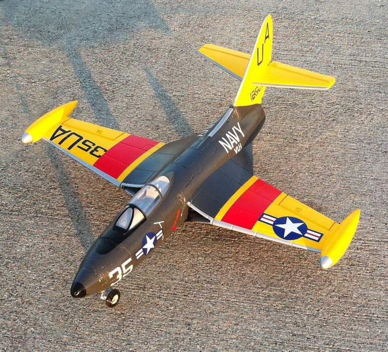 F9F Panther from Hobby Lobby