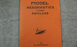 Model Aeronautics made painless- 1955