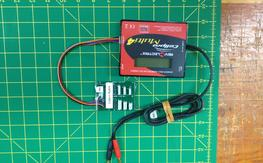 Revolectrix Multi4 charger with XH adapter board