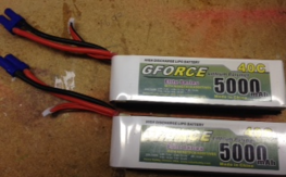 G-force batteries free shipping
