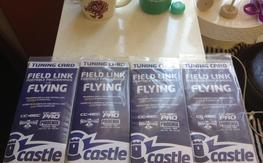 New and Used Castle Creations FieldLink Programming Cards