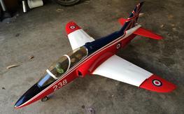 E-Flite BAEHawk 70mm Jet