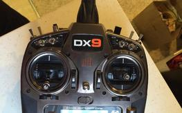 Spektrum DX9 Transmitter