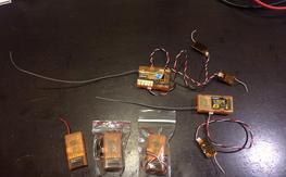 OrangeRX 6 and 9 Channel Receivers & Satellites
