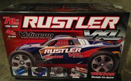 Traxxas Rustler VXL- BRAND NEW