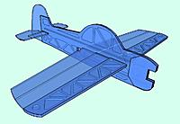 Name: KF Foam plane together.jpg
