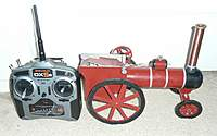 Name: my models boat+traction engine 001.jpg