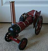 Name: my models boat+traction engine 003.jpg