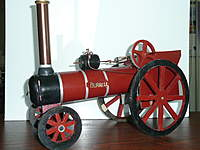 Name: my models traction engine.jpg