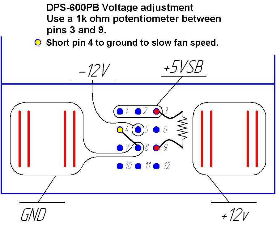 Dell Fan Wiring Diagram Get Free Image About Wiring Diagram