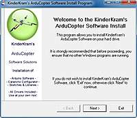 Name: Kinderkram-Arducopter-installer.jpg