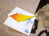 Name: déco dérive Rafale (1).JPG Views: 9 Size: 1.04 MB Description: Low pressure KOBRA acrylic paint