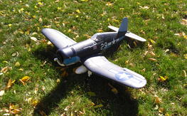 Parkzone Corsair F4U-1A PNP with Battery