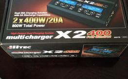 Hitec X2 400 NIB