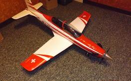 Ecomrc Pilatus PC-21