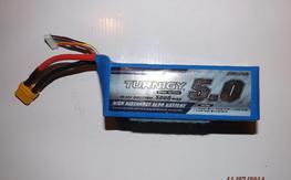 Turnigy 6s 5000Mah 40c lipo