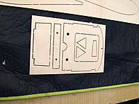 Name: P9249020.jpg Views: 35 Size: 775.1 KB Description: Ply former and wing bolt mounting plates.